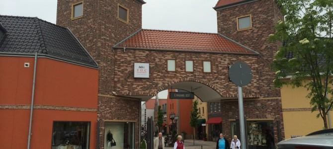 Outletshops in Duitsland