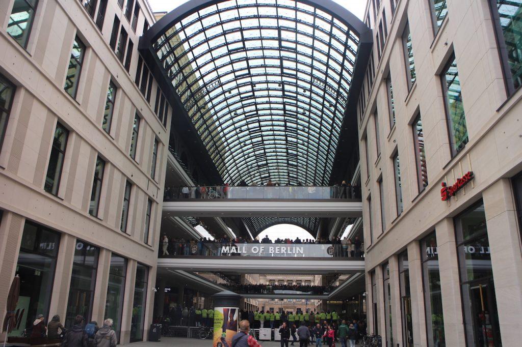 shoppen in Berlijn